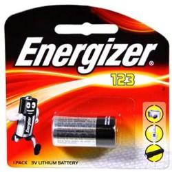Baterias Photo CR123